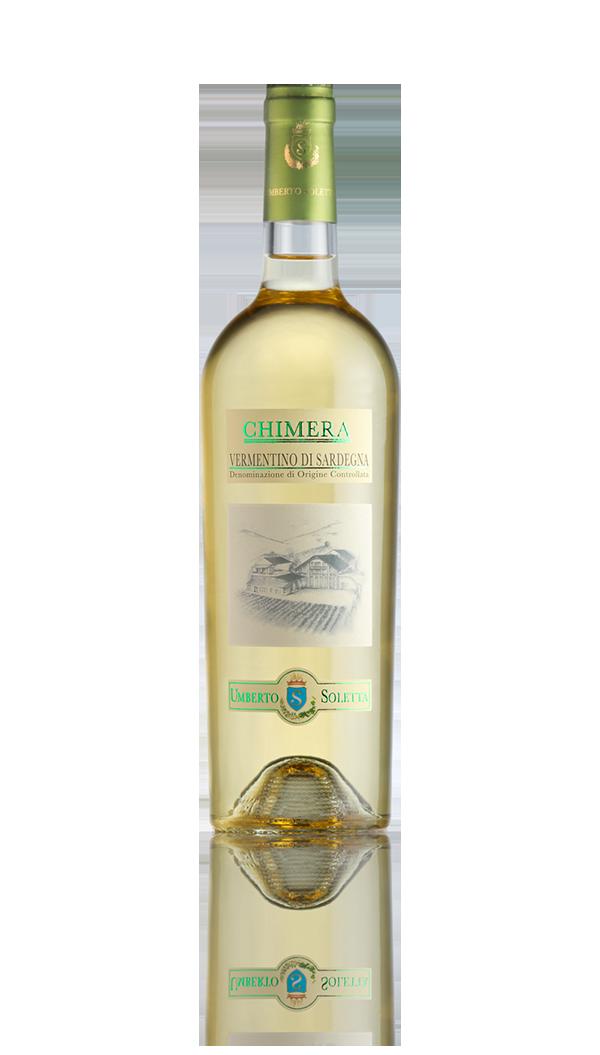 Chimera - Vermentino di Sardegna DOC - Tenute Soletta