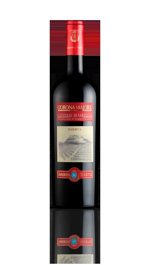 Corona Majore - Cannonau di Sardegna DOC - Tenute Soletta