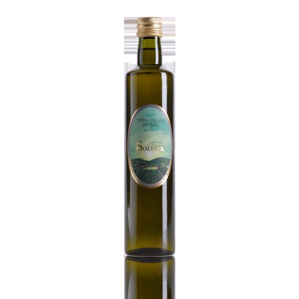 Olio extravergine di Oliva - Tenute Soletta