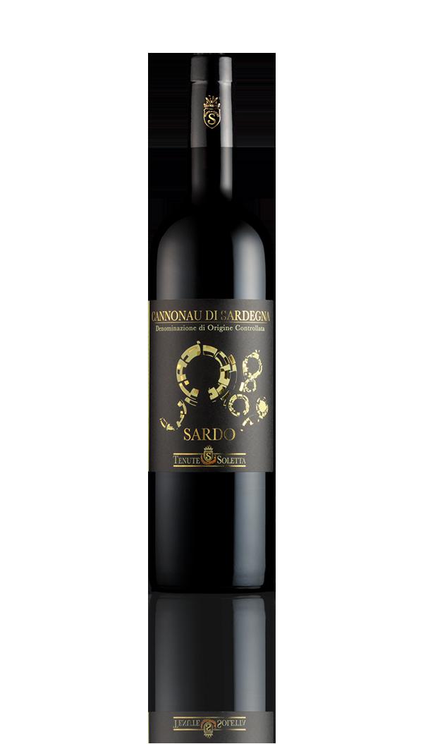 Sardo - Cannonau di Sardegna DOC - Tenute Soletta